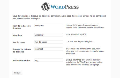 configurer-wordpress