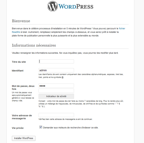 infos-site-wordpress